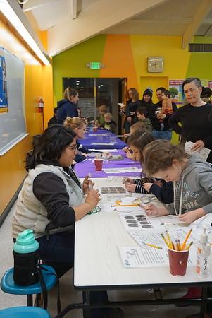 Katherine Dunn Elementary School   February 12, 2019