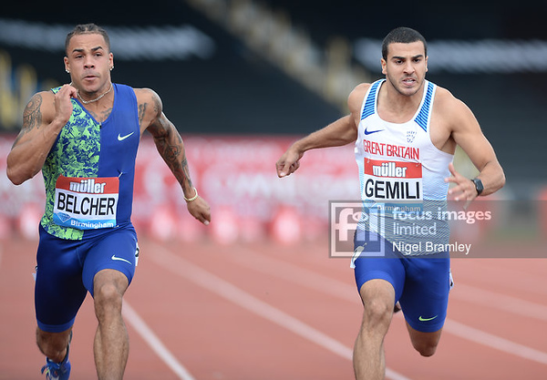 FIL MULLER ATHLETICS GRAND PRIX BIRMINGHAM 22