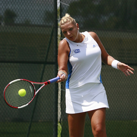 LYNN University Women's Tennis Sweeps Florida Gulf Coast in Regional Final; Knights Advance to 10th-Straight NCAA National Championships May 6th, 2006 12pm