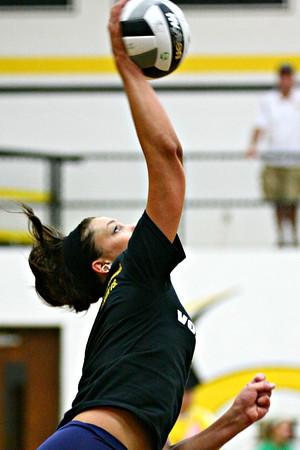 2012 Centerville High School Girls Volleyball
