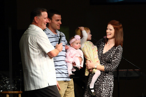 Child Dedications 2010