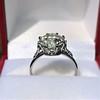 2.63ct Old European Cut Diamond Solitaire, GIA K VS2 15