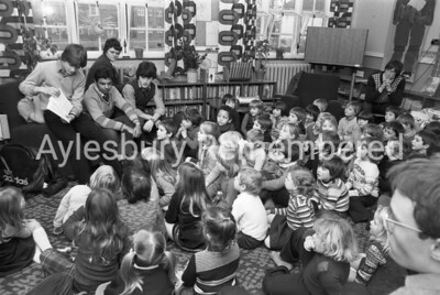 Southcourt County Infants School, Feb 1980