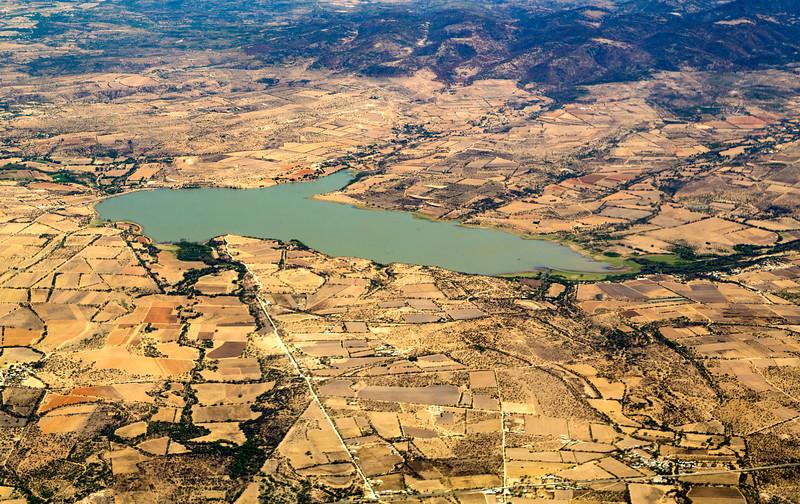 (Unidentified) Lake, 47 km NE of Guanajuato Aeropuerto, Leon