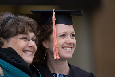 UNC Doctoral Hooding 2017