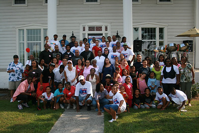 McDougall/Murphy/Fairweather Family Reunion Photos 2009