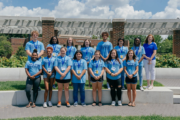 Summer Honors Group Photos, 2018