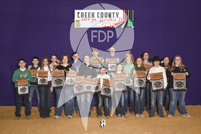 Creek County Jr. Livestock Show
