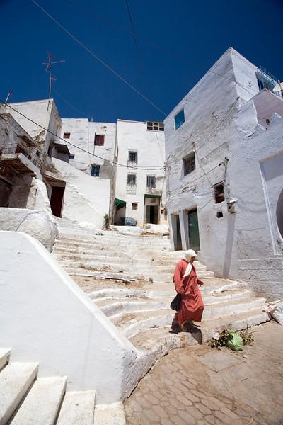 Medina or old town, Tetouan, northern Morocco, Africa