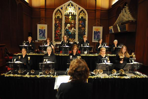 Tallspire Bell Ringers Christmas 09