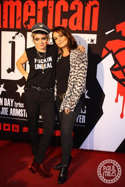 Sarah McLeod and sister Leah McLeod