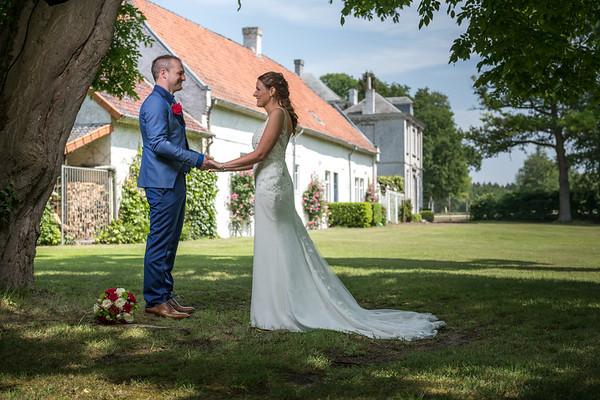 Huwelijk Ellen & Jurgen