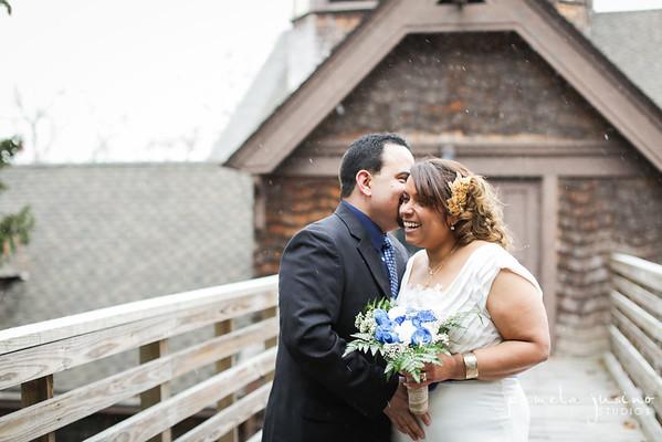 Amy + Sergio's Wedding