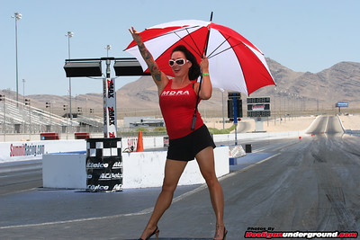 "MDRA ""WHAT HAPPENS IN VEGAS"": Behind the Scenes / Winners Circle / Umbrella Girls!!"