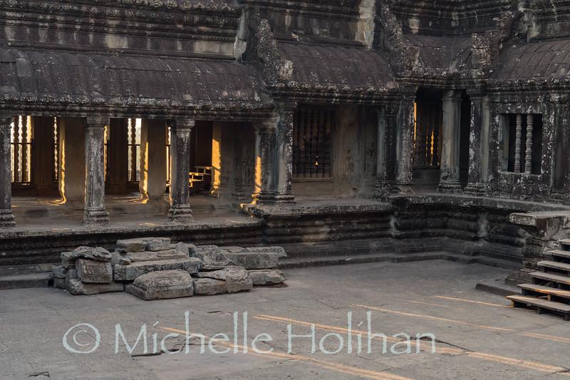 Angkor Wat, Angkor Park, Siem Reap, Cambodia
