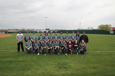 2019 Nowata Baseball team