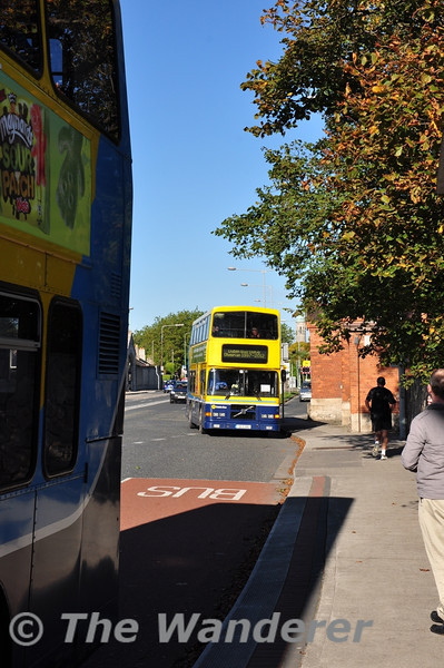 Dublin Bus Volvo Olympian RV Farewell Tour