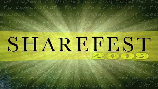 2009 Sharefest Video