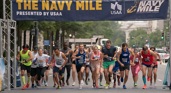 The Navy Mile (10/6/19)