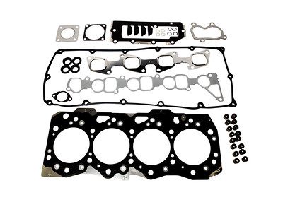 HITACHI ZAXIS ZX 120 130 - 3 SERIES 4 CYLINDER ENGINE HEAD GASKET SET 2N