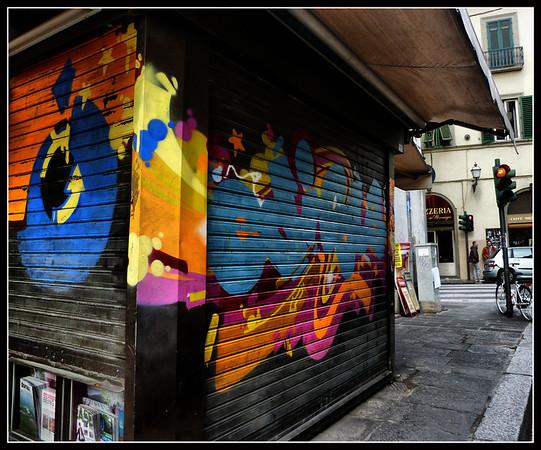 Florence - Santa Croce. Quartiere