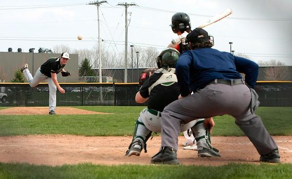 Zeeland West Varsity Baseball vs Byron Center