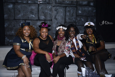 Blue Ivy Halloween Day Party @ Bevy
