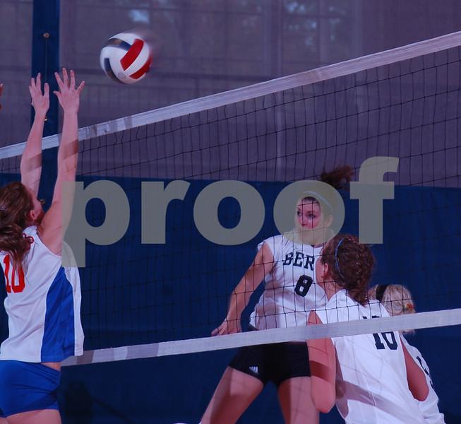 Volleyball v. Brewton Parker- Nov. 12, 2008
