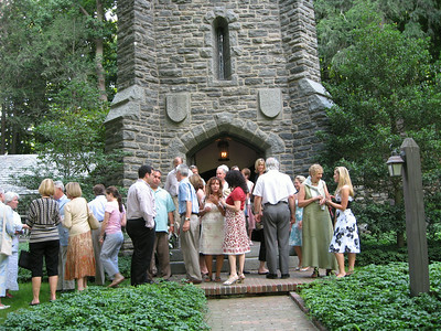 WLC website - Mead Chapel events and interiors