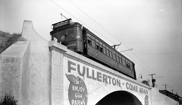 Whittier Line, La Habra, Yorba Linda Fullerton
