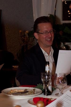 2013 Holiday Dinner