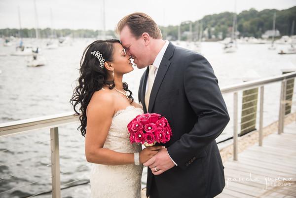 Jennifer + Todd's Wedding