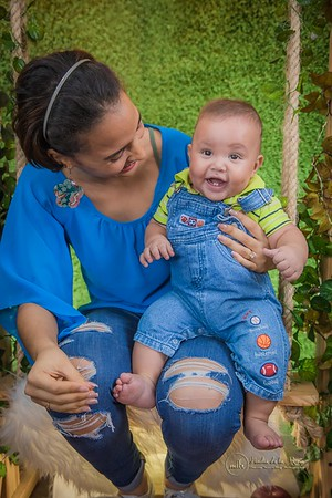 321. Angel Ivan Cumple 7 meses