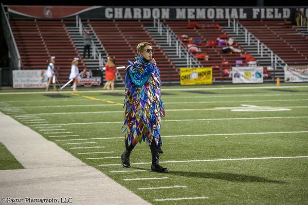 Chardon Band Halloween Show