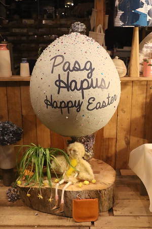 Pasg Hapus at Glosters - 5 April 2018