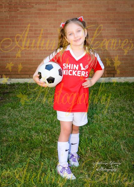 Rookie Shin Kickers - TNYMCA Soccer Spring 2016