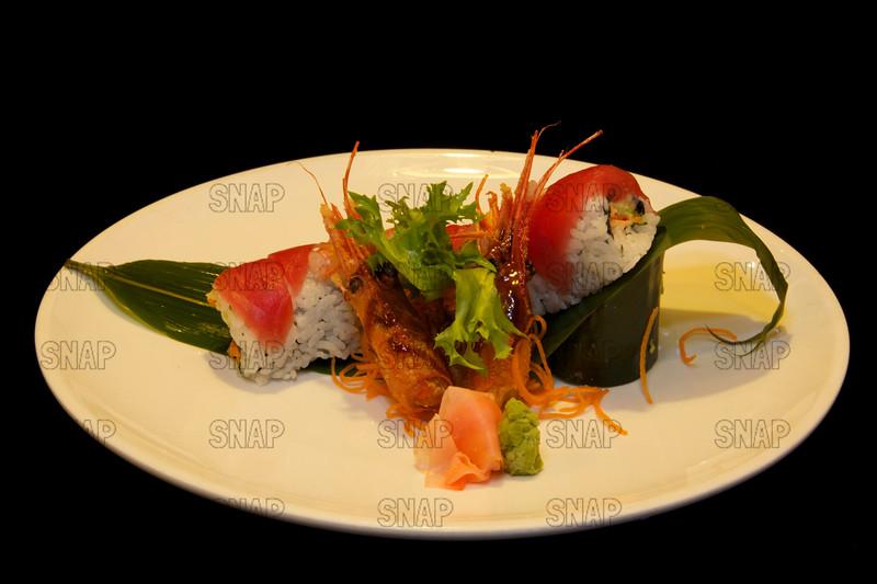 Sushi Chef Hui Creation