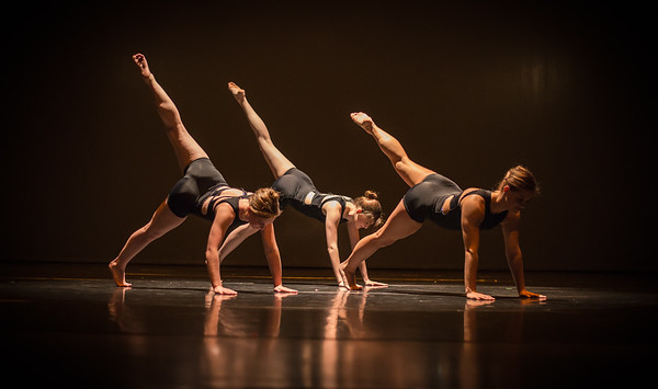 Student Choreography 2016