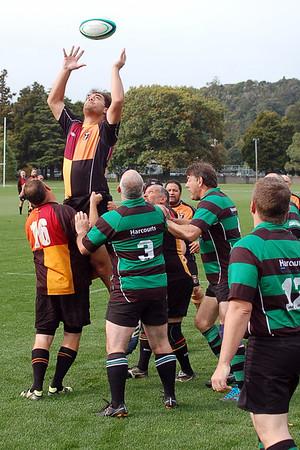 2021 Wellington lower grade club rugby