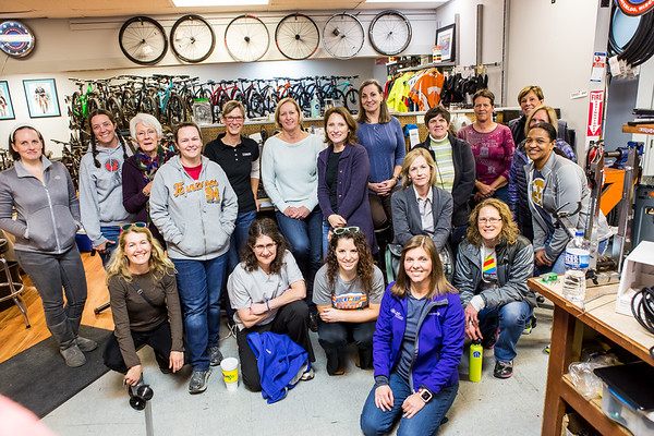 Women's Night: Love Your Bike!