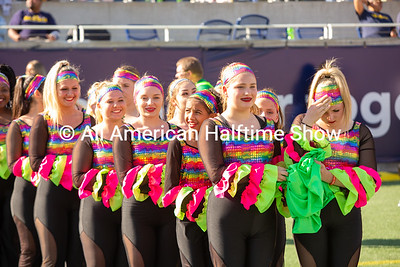 2020 All American Halftime Show - VP
