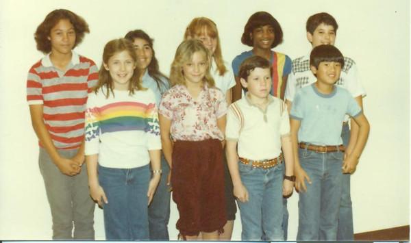 Class Photos April 1982