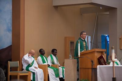 Father Geoffrey Baraan