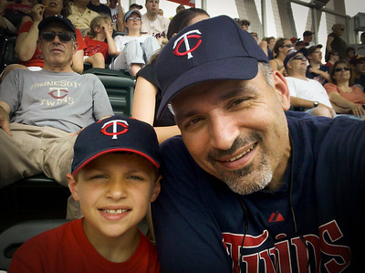 2011 Jul - Twins Game II