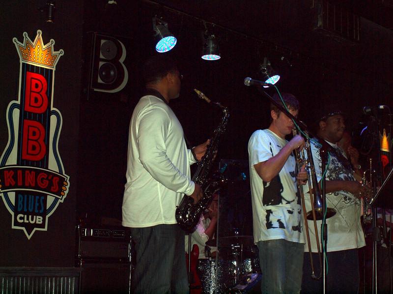 BB Kings on Beale Street
