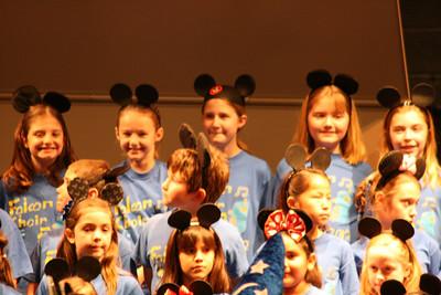 Courtney's Choir Performance - March 2012