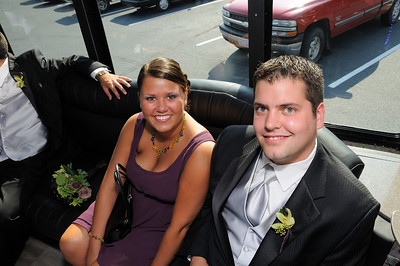 The Limo Ride - Cranston-Radcliff