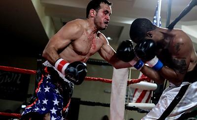 Hill Raynard vs Reynaldo Trujillo