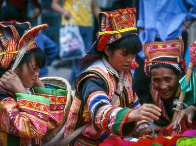 Ethnic Yunnan