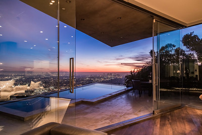 Los Angeles Gated House